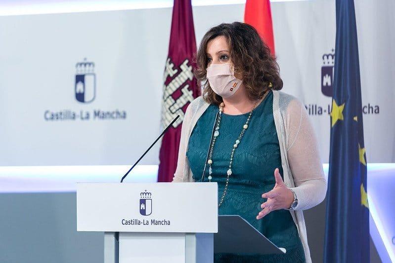 Patricia Franco Jiménez, consejera de Economía, Empresas y Empleo de Castilla-La Mancha