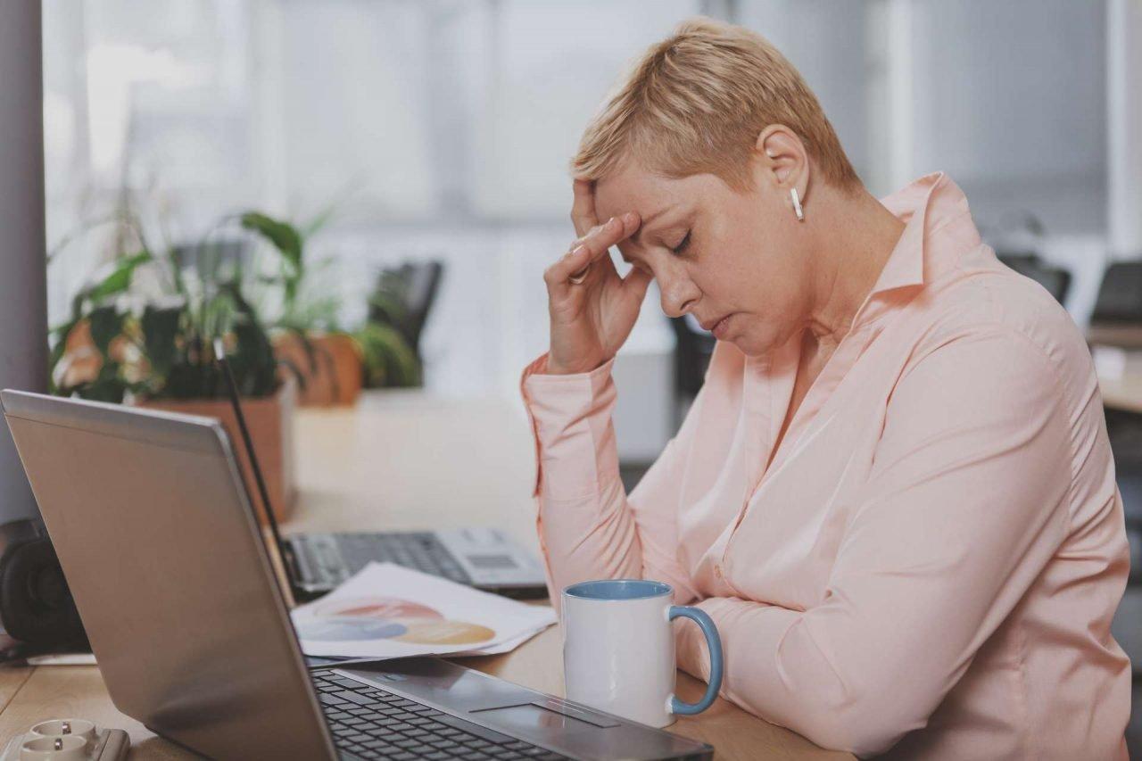 Agotamiento mental - Salud en el teletrabajo