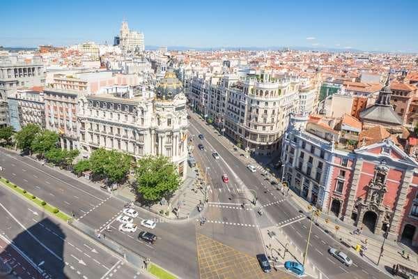 Coworking en Madrid