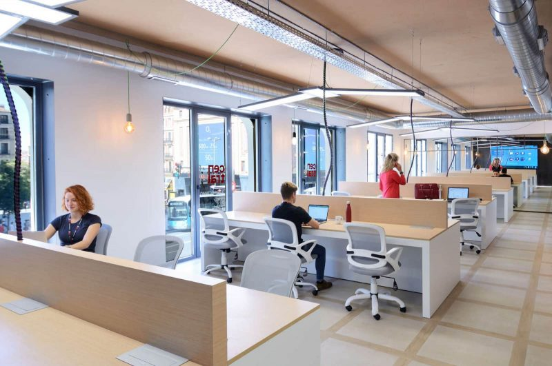 Central 44 Coworking Madrid Centro