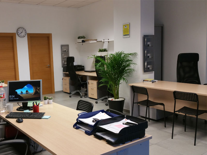 Aliworking – Coworking en Alicante