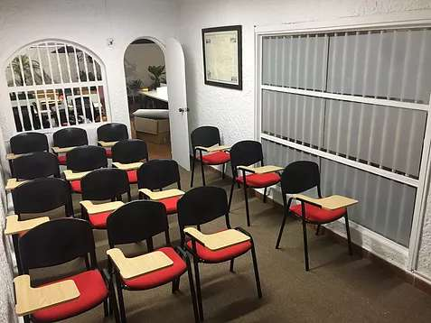 Sala de Capacitaciones