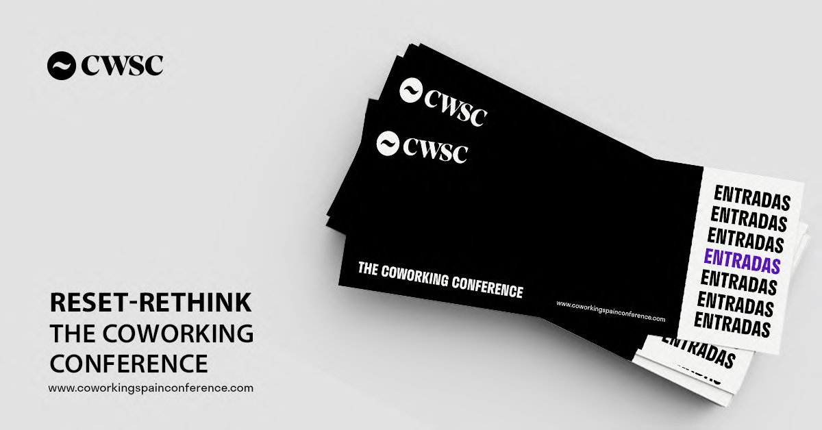 CWSC 2021 - COWORKING SPAIN CONFERENCE