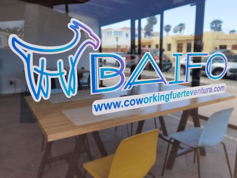 Baifo CoWorking Fuerteventura