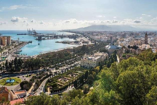 Coworking en Málaga