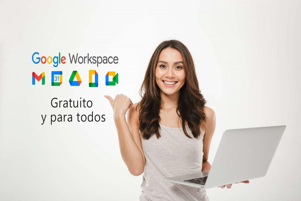 Google Workspace ideal para teletrabajo