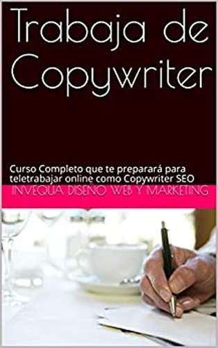 trabaja de copywriter