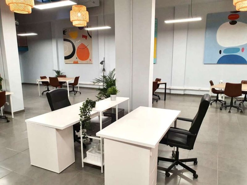 Workeamos Coworking